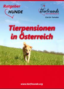 Tierpensionen-Ratgeber