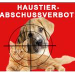 Abschussverbot
